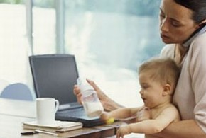 Ser madre aumenta tu productividad