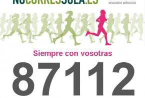 #Nocorressola en ninguna ciudad: 9 de Noviembre en Zaragoza