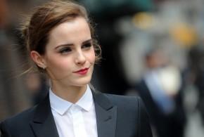 Emma Watson, personalidad feminista de 2014