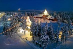 Destinos para disfrutar la Navidad con niños