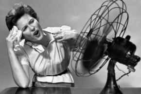 Los sofocos previos a la menopausia pueden durar siete años